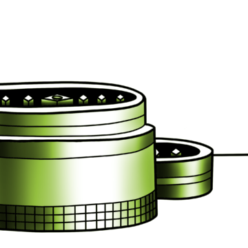 Kräutermühlen und Filter